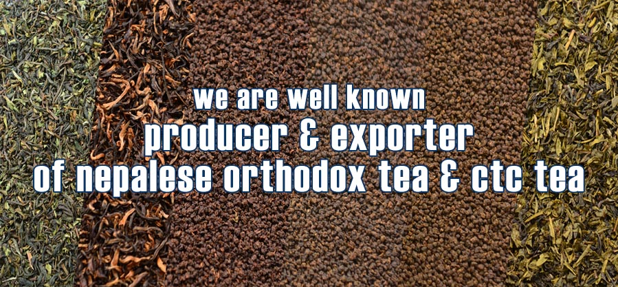ANTCC is well known producer & exporter of tea